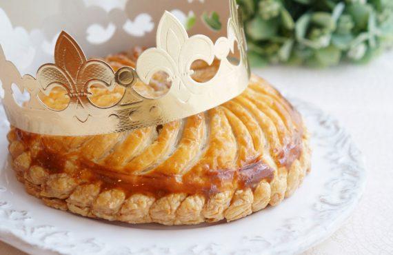 galette des rois aux pommes